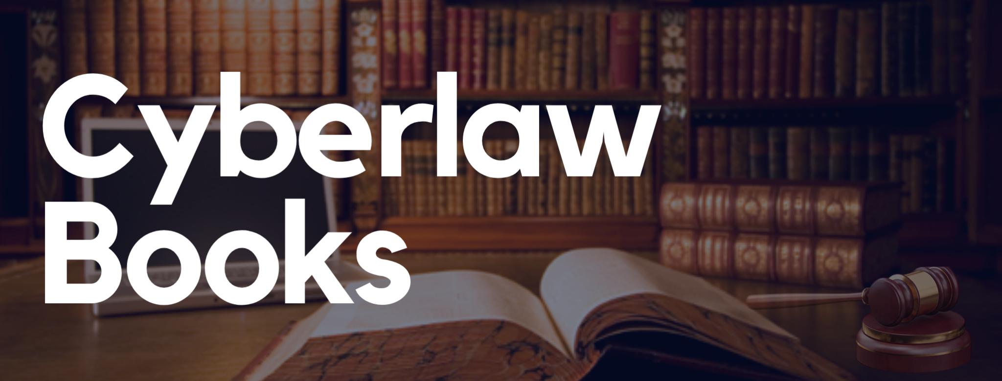 Cyber Law Books